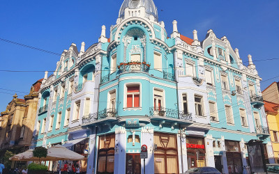 What can you do on a weekend in Oradea?